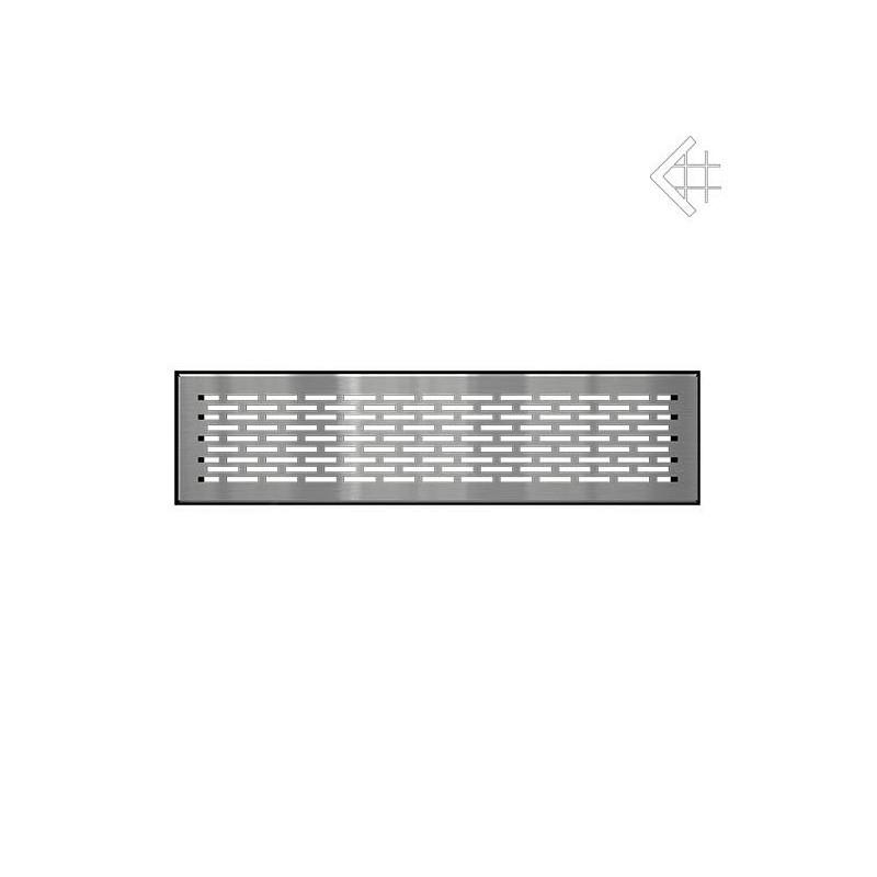 Kratka podłogowa FLOOR 9x40 cm - szlifowana