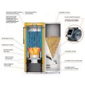Kocioł SmartFire 22kW z zasobnikiem 240l