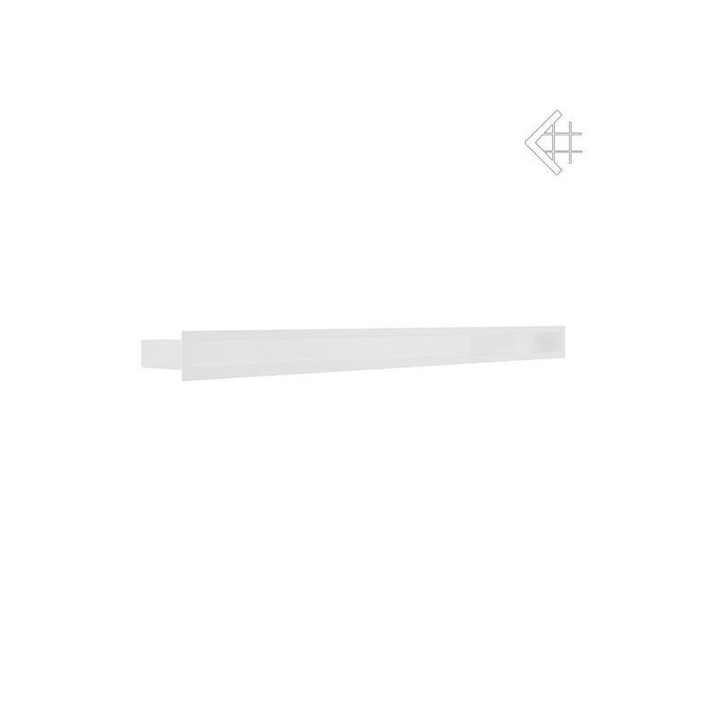 Kratka wentylacyjna LUFT SF 60x1000 mm - kolor biały