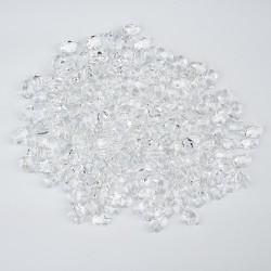 Kamyki ozdobne FIRE GLASS - kryształ transparentny #3