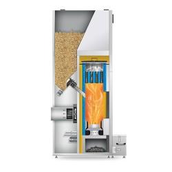 Automatyczny kocioł CO na pellet LAZAR SmartFire 11/130 #9